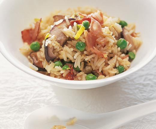 Fried Rice alla cinese